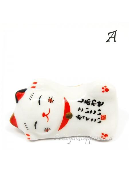 Hashioki gattini poggia bacchette