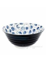 Ciotole ceramica giapponese indaco naturale