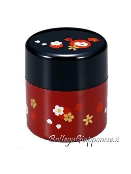 Box contenitore tè Sakura