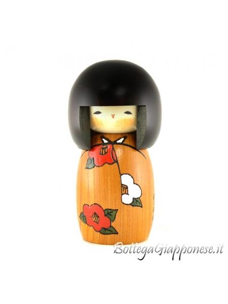 Kokeshi Haru no Uta artigianato