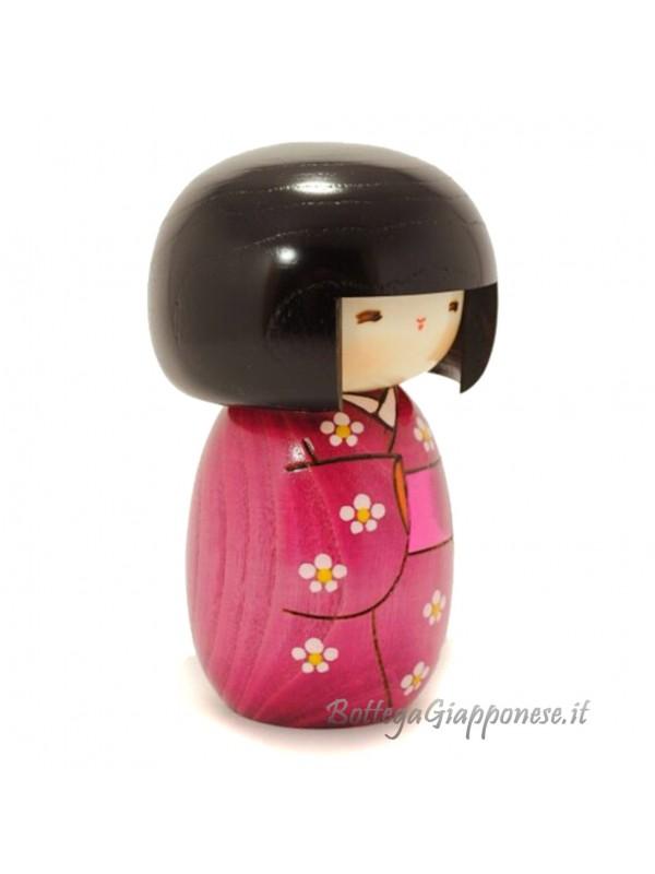 Kokeshi Hanazono (artigianato giapponese)