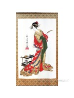 Noren utayomi art tenda