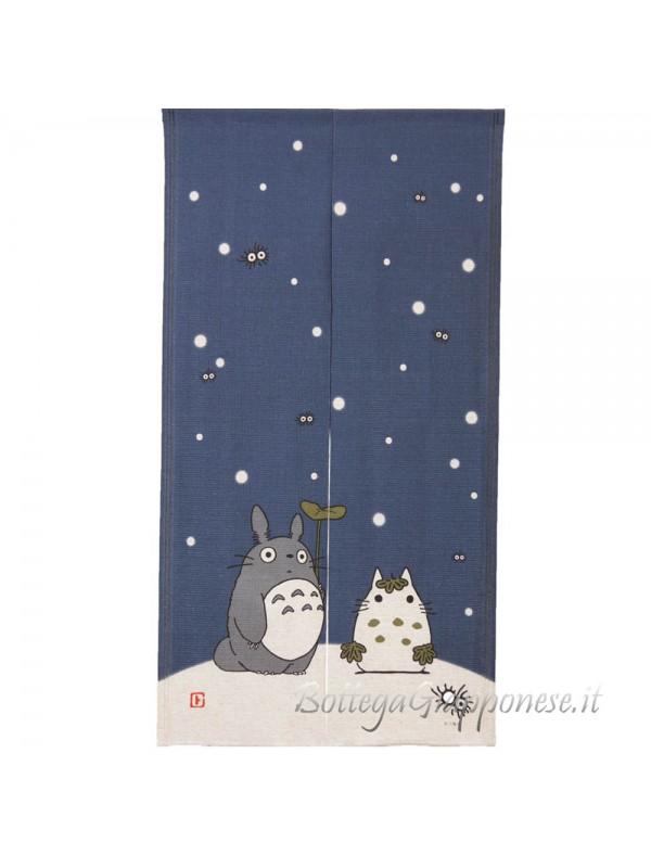 Noren Totoro tenda giapponese