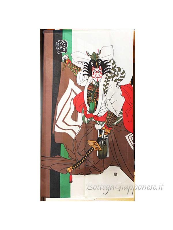 Noren Kabuki tenda japan