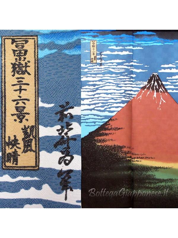 Noren Hokusai AkaFuji tenda