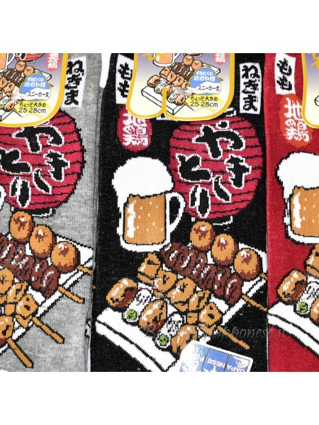 Tabi calze infradito disegno yakitori (tag.L) B
