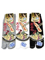 Tabi calze infradito disegno tempura (tag.L) B