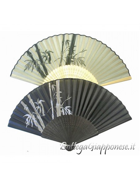 Sensu ventaglio bamboo