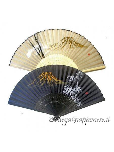 Sensu ventaglio fuji bamboo