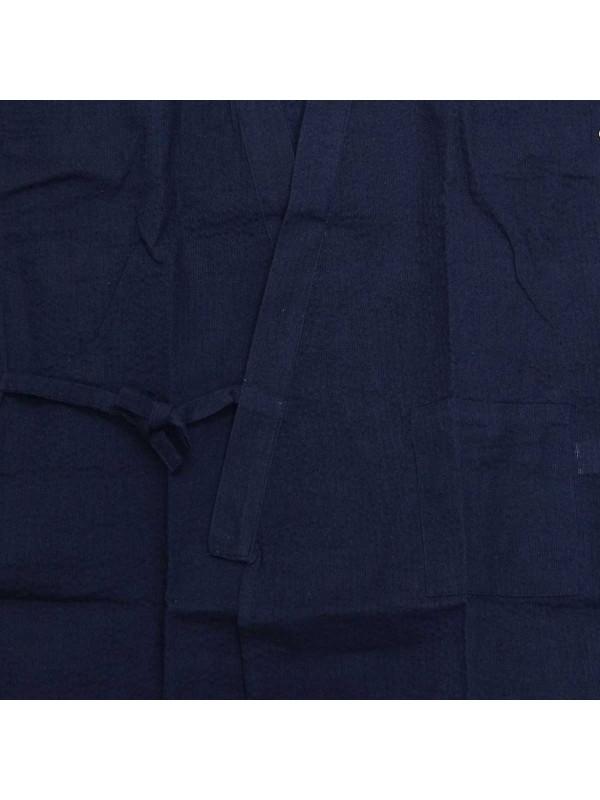 Jinbei giacca e pantalone corto blu scuro (tag. L)