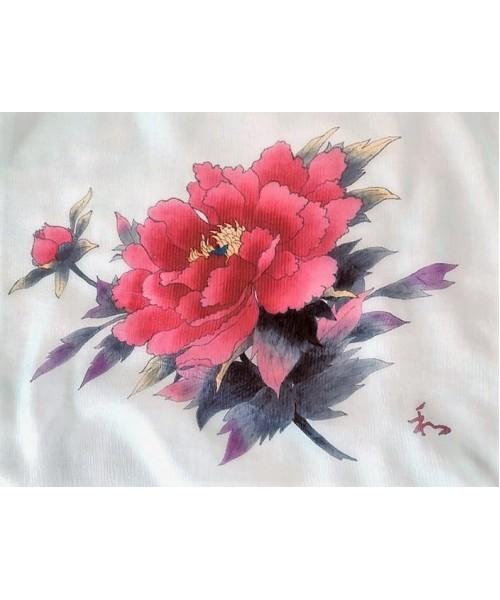 Pittura Yuzen artigianato giapponese